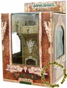 Mage Knight Castle Tower