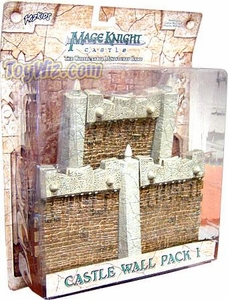 Mage Knight Castle Walls Pack 1
