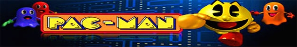 Pac-Man T-Shirts, Toys, Games, Candy &Novelties Merchandise