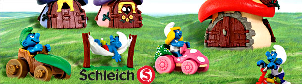 Schleich Toys, Action Figures & Collectible Figurines