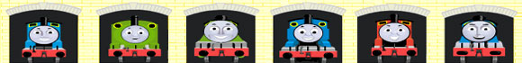 Thomas the Tank & Friends Wooden Railway Toys & Figures