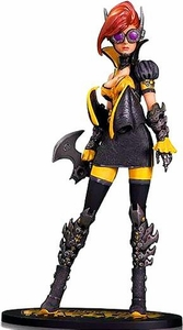 DC Collectibles Ame-Comi 9 Inch PVC Figure Statue Steam Punk Batgirl Pre-Order ships September