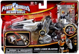 Power Rangers Megaforce Battle Gear Leon Laser Blaster