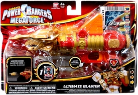 Power Rangers Megaforce Battle Gear Ultimate Blaster