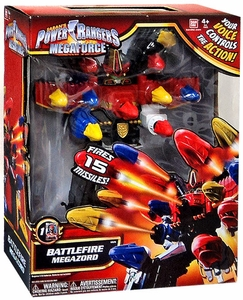 Power Rangers Megaforce Action Figure BattleFire Ultra Gosei Great Megazord