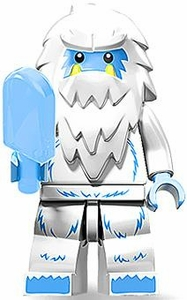 LEGO Minifigure Collection Series 11 LOOSE Mini Figure Yeti