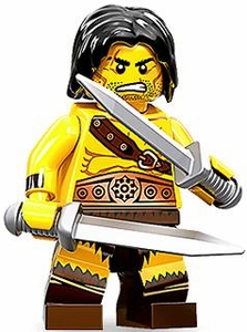 LEGO Minifigure Collection Series 11 LOOSE Mini Figure Barbarian
