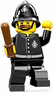 LEGO Minifigure Collection Series 11 LOOSE Mini Figure Constable BLOWOUT SALE!