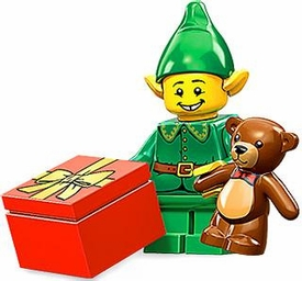 LEGO Minifigure Collection Series 11 LOOSE Mini Figure Holiday Elf