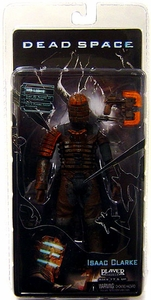 NECA Dead Space Action Figure Isaac [Standard with Plasma Cutter]