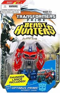 Transformers Prime Beast Hunters Commander Action Figure Optimus Prime
