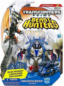 Transformers Prime Beast Hunters Deluxe Action Figure Smokescreen