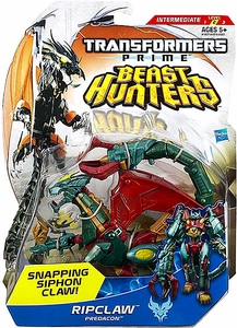 Transformers Prime Beast Hunters Deluxe Action Figure Ripclaw