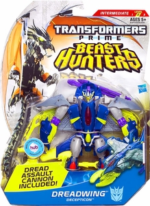 Transformers Prime Beast Hunters Deluxe Action Figure Dreadwing