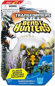 Transformers Prime Beast Hunters Commander Action Figure Hardshell