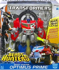 Transformers Prime Beast Hunters Action Figure Beast Hunter Optimus Prime