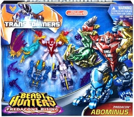 Transformers Prime Beast Hunters Predacons Rising Exclusive Action Figure Abominus [Predacon]