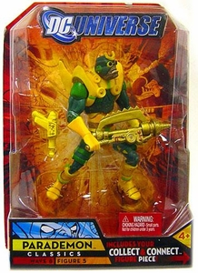 DC Universe Classics Series 8 Action Figure Parademon {Green Classic Style} [Build Giganta Piece!]