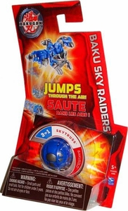Bakugan Baku Sky Raiders Blue Skytruss