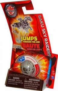 Bakugan Baku Sky Raiders Grey Skytruss