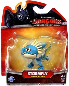 Dragons Defenders of Berk 3 Inch Mini Figure Stormfly [Deadly Nadder]