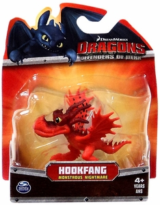 Dragons Defenders of Berk 3 Inch Mini Figure Hookfang [Monstrous Nightmare]