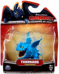 Dragons Defenders of Berk 3 Inch Mini Figure Thornado [Thunderdrum]