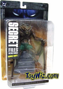 DC Direct Secret Files Batman Rogues Gallery Action Figure Man Bat