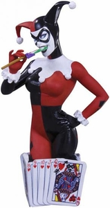 DC Direct Women of the DC Universe Series 3 Bust Harley Quinn
