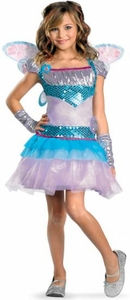 Winx Club Deluxe Child Costume #44454 Bloom [Girls Large 10-12]