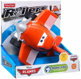 Disney PLANES Shake 'N Go Dusty Crophopper