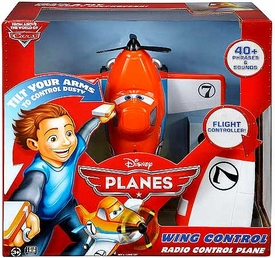 Disney PLANES Wing Control R/C Radio Control Vehicle Dusty Crophopper