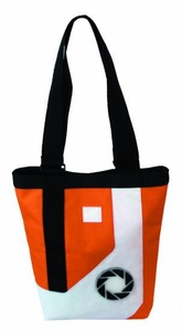 Portal 2 Chell Jumpsuit Tote Bag