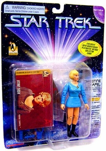 Star Trek Playmates Action Figure Nurse Christine Chapel