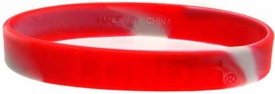 Official NCAA College School Rubber Bracelet NEW MEXICO Lobos [Marble Color]