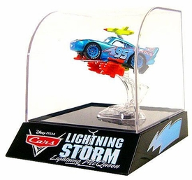 Disney / Pixar CARS Movie 2008 SDCC San Diego Comic-Con Exclusive Die Cast Car Lightning Storm McQueen