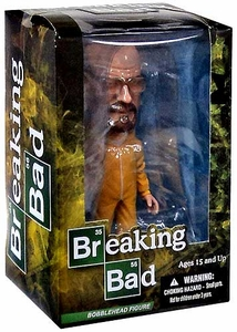 Mezco Toyz Breaking Bad 6 Inch Bobble Head Walter White