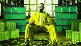 Breaking Bad Trading Card Binder Pre-Order ships March