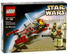 LEGO Star Wars Set #7113 Tusken Raider Encounter