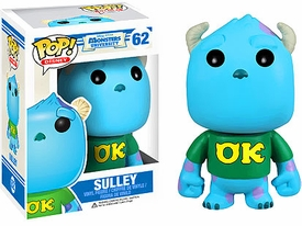 Funko POP! Disney Monsters University Vinyl Figure Sulley