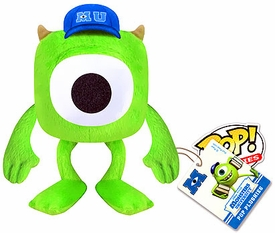 Funko POP! Disney Plush Figure Mike Wazowski [Monsters University]