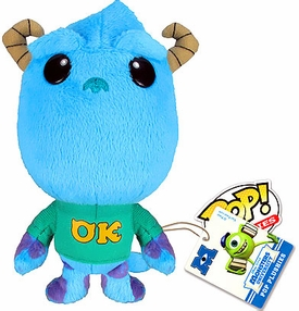 Funko POP! Disney Plush Figure Sulley [Monsters University]