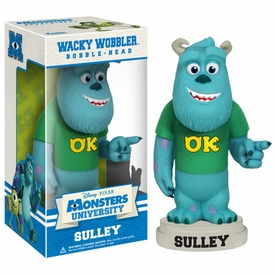 Funko Disney Monsters University Wacky Wobbler Bobble Head Sulley