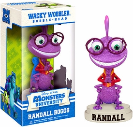Funko Disney Monsters University Wacky Wobbler Bobble Head Randall