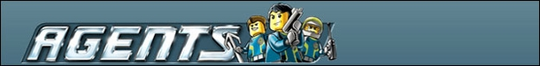 LEGO Agents & Missions