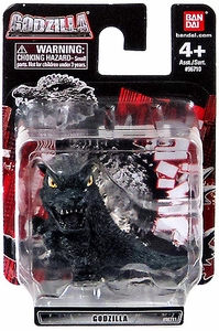 Godzilla Chibi Super Deformed Mini Figure Godzilla