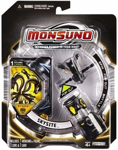 Monsuno Storm Single Pack #29 Skysite [ 1 Figure, 1 Core & 1 Card]
