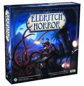 Eldritch Horror Board Game Pre-Order ships April