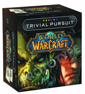 World of Warcraft Trivial Pursuit Pre-Order ships April
