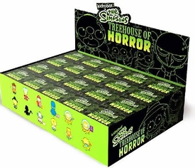 Simpsons Kidrobot Treehouse of Horror Mystery Figure Box [20 Packs] Pre-Order ships July